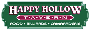 Happy Hollow Tavern. Your Happy Place!